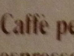 Cialde 100% Arabica - Ingredients - it