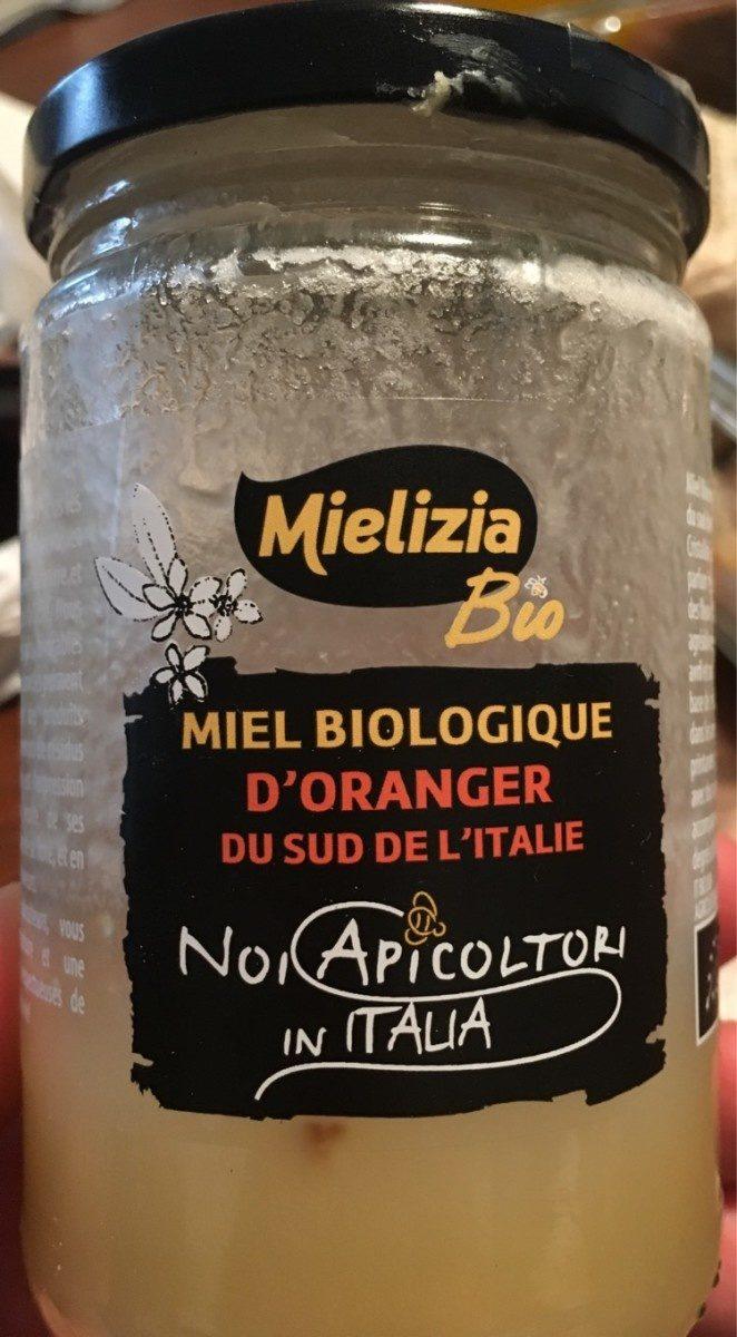 Miel d'Oranger du sud de l'italie - Product - fr