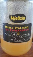 Miele Italiano di Coriandolo - Produit - fr