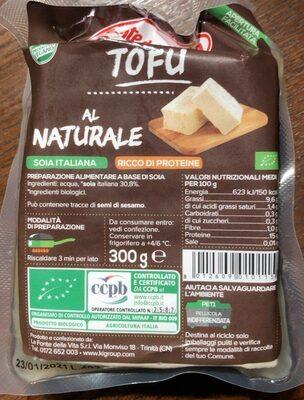 Tofu al naturale - Prodotto - it