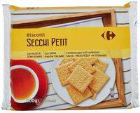 Biscotti secchi Petit - Prodotto - it