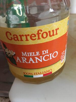 Miele di arancio - Product