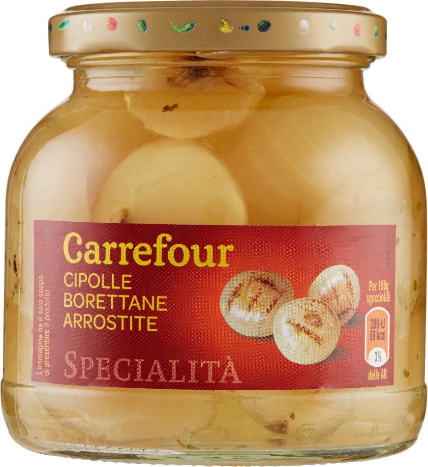 Specialità cipolle borettane arrostite - Product - it