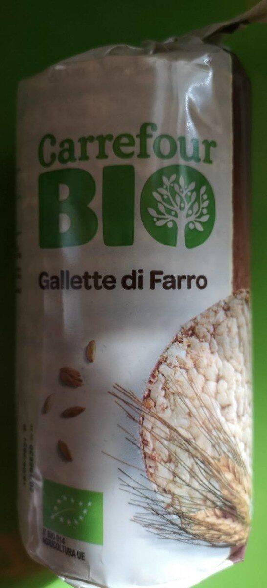 Gallette di Farro - Prodotto - it