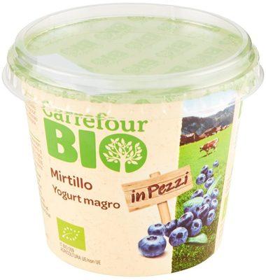 Yogurt Magro Mirtillo in Pezzi - Product