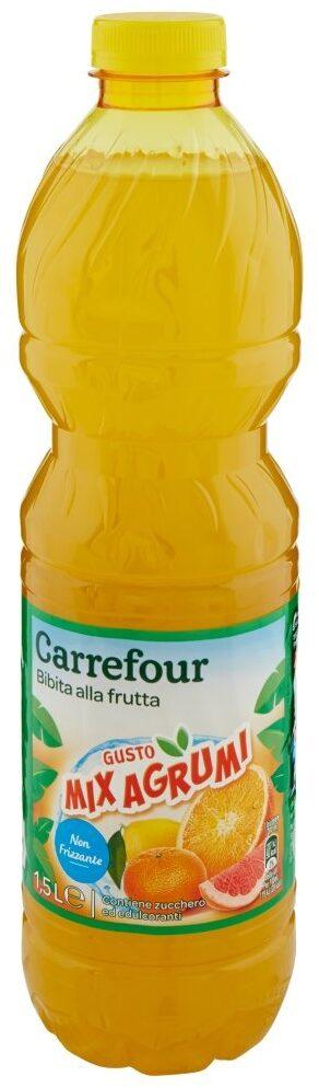 Bibita alla Frutta Gusto Mix Agrumi 1,5 l - Product