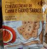 Frollini con zucchero di canna e grano saraceno - Prodotto