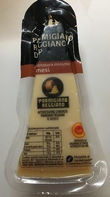 Parmigiano reggiano DOP - stagionatura minima 24 mesi - Produit