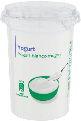 Yogurt magro bianco - Prodotto