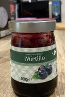 Marmellata mirtillo - Prodotto - it