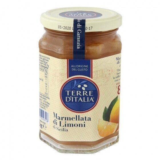 Mermelada limón de sicilia - Producto - it