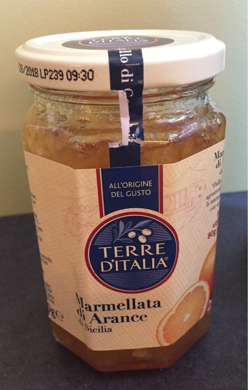 Marmelade aux oranges de Sicile - Product - fr