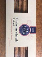 Grissini Stirati - Product