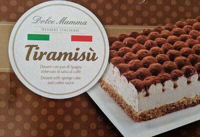 Tiramisù - Produit - es