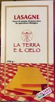 Lasagne - Produit