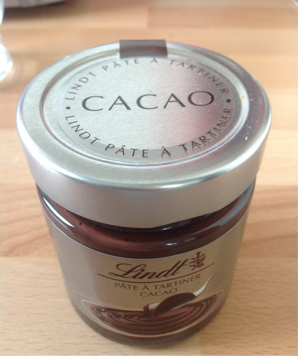 Pate a tartiner cacao - Product - fr