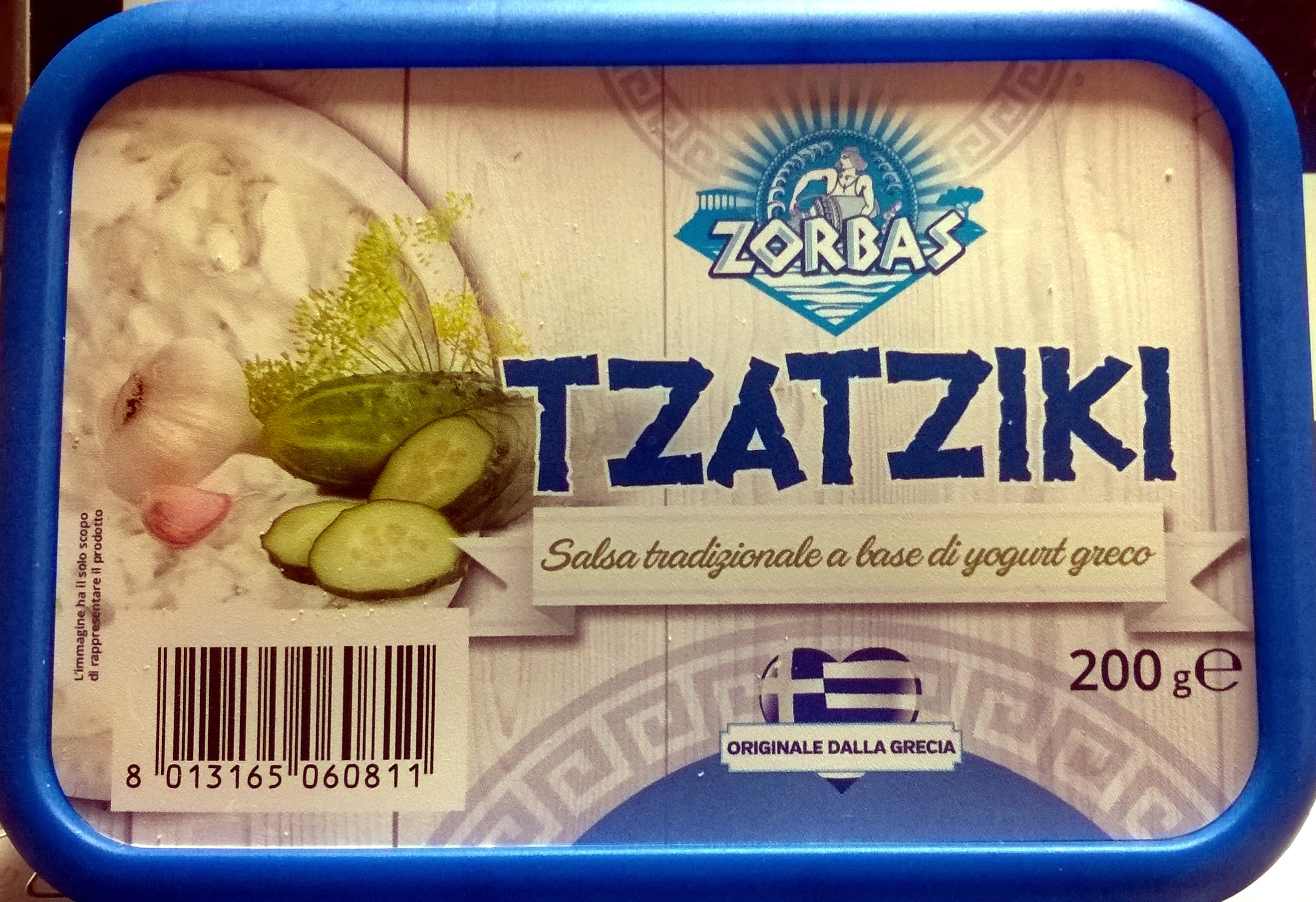 TZATZIKI - Produit - it