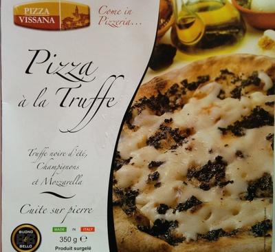 Pizza à la truffe - Product
