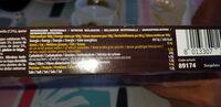 La pinsa Romana - Informations nutritionnelles - fr