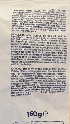 Gran  Pavesi - Ingredients