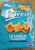 Le Sfoglie Cracker with olive oil - Prodotto