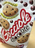 Gocciole chocolat - Produit