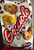 Gocciole chocolate Pavesi - Produit