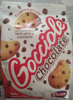 Gocciole chocolate Pavesi - Product - it