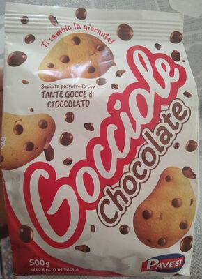 Gocciole chocolate Pavesi - Prodotto - it