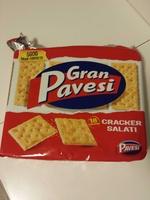 Cracker salati Gran Pavesi gran formato - Prodotto