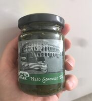 Pesto genovese vegan - Product - fr