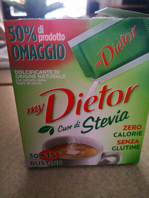 my dietor cuor di stevia - Product - it
