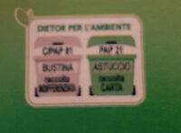 my dietor cuor di stevia - Istruzioni per il riciclaggio e/o informazioni sull'imballaggio - it