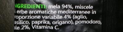 Fruit e Veg - Ingredienti - it