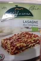 Lasagnes bolognaose bio - Produit - fr