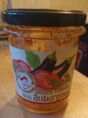 Sauce tomate aubergines - Produit - fr