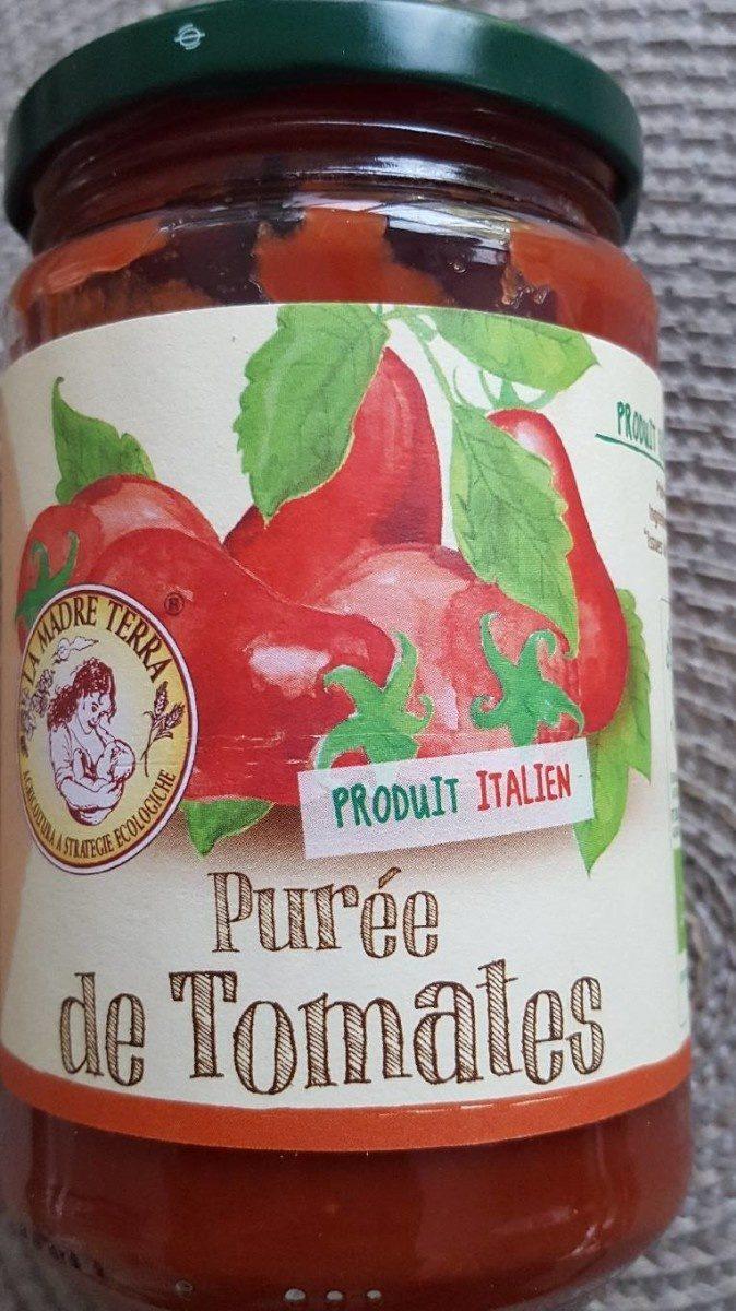 Purée de tomates - Produit - fr