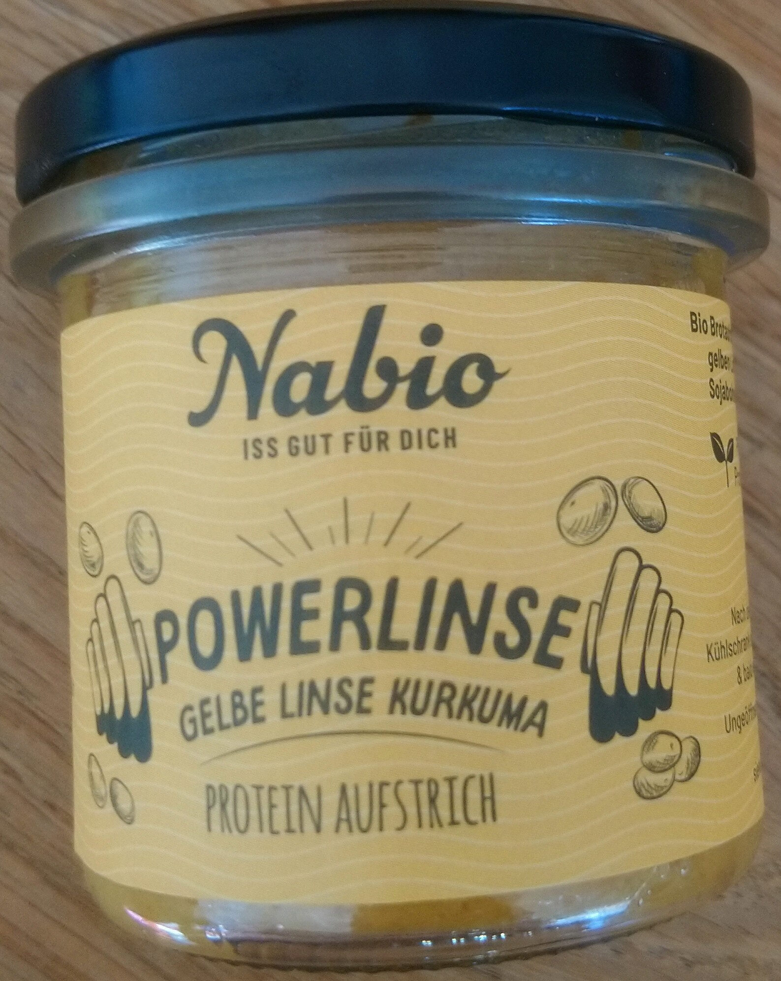 Powerlinse Protein Aufstrich - Product - de