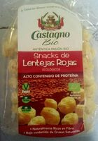 Snacks de Lentejas Rojas - Product