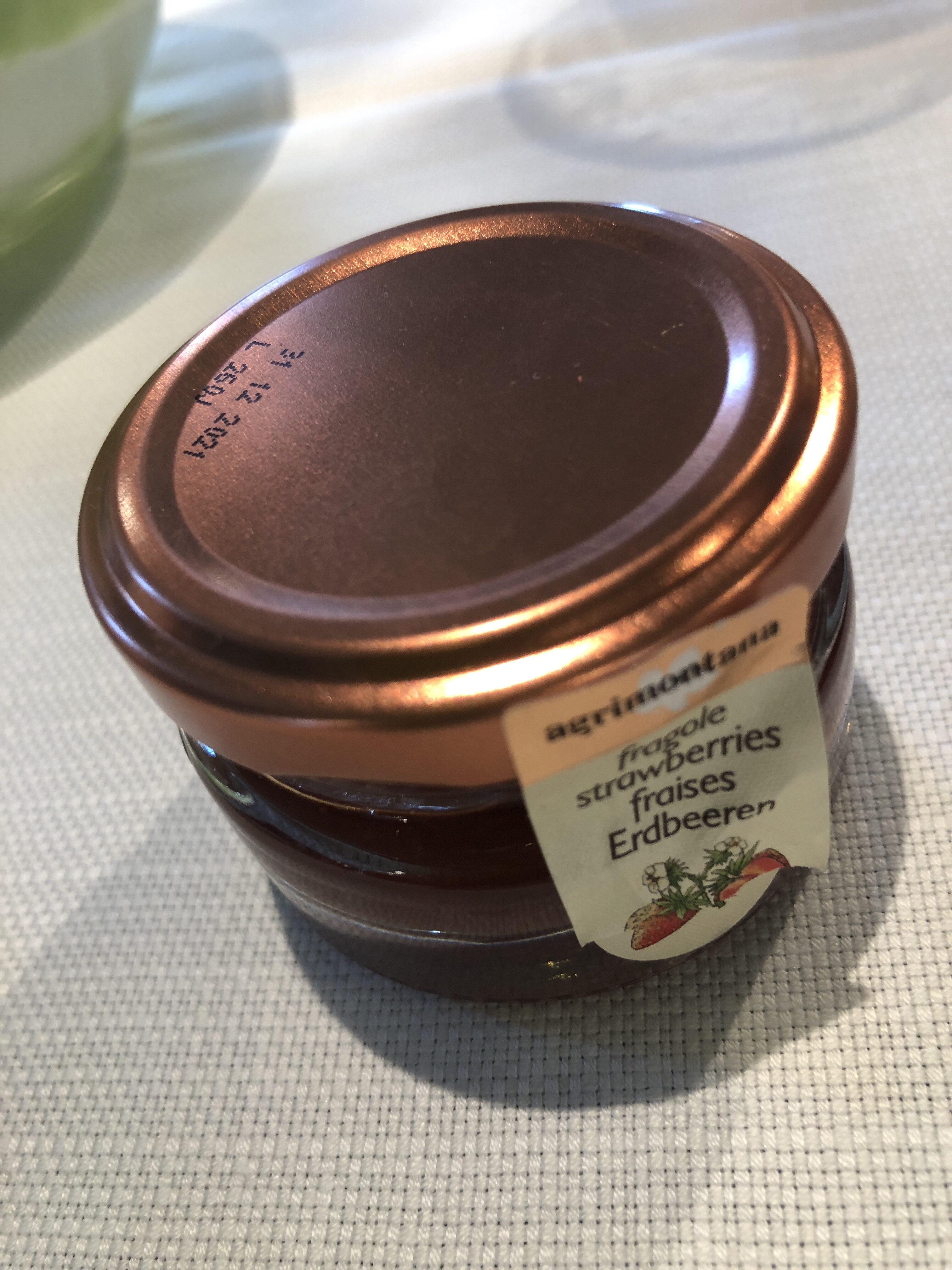 Confettura extra di fragole - Product