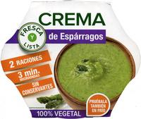 Crema De Espárragos - Produit