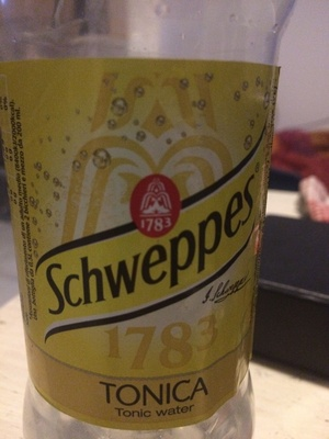 Schweps tonic - Prodotto - fr