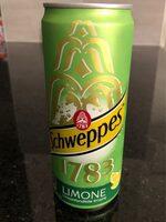 Schweppes Limone - Prodotto - fr