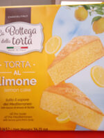 Tarta al limone - Product - fr