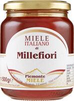 Miele italiano di millefiori - Produit - fr