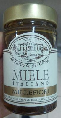Miele italiano millefiori - Product
