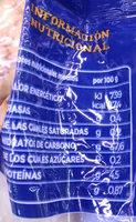 Ñoquis de patata - Información nutricional