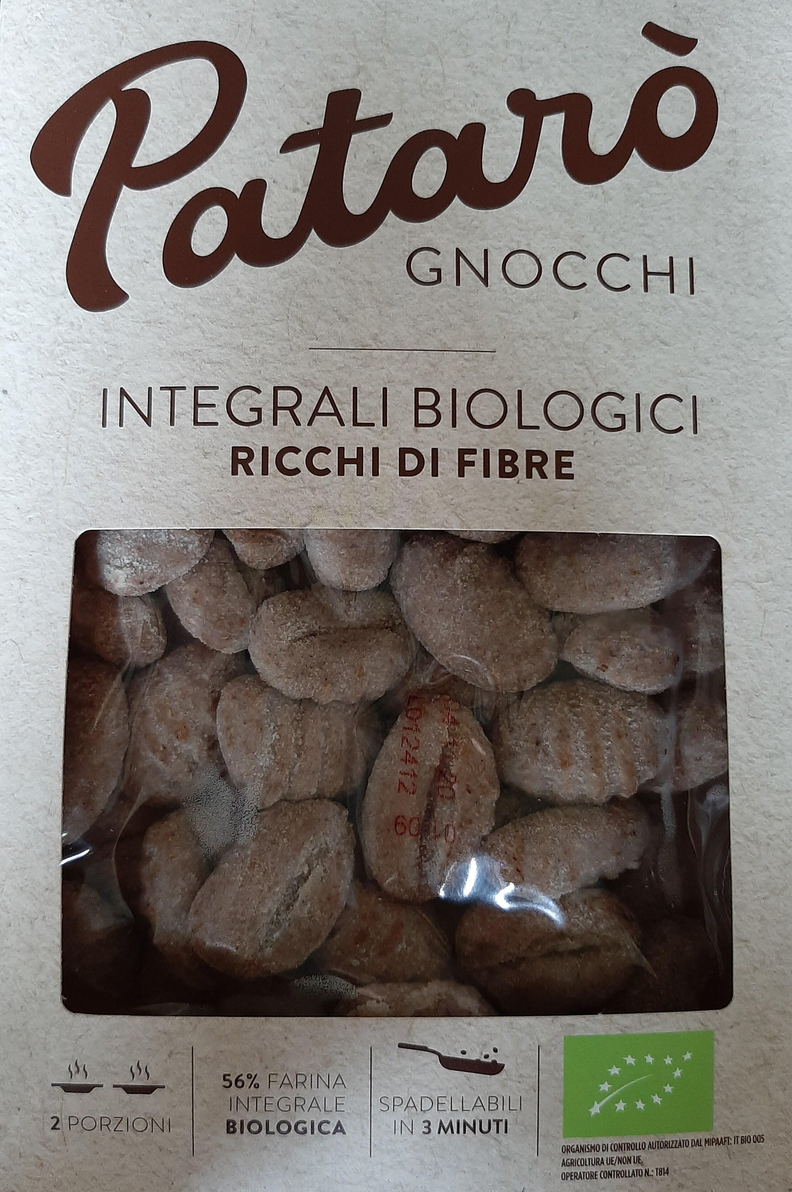 Gnocchi integrali biologici - Prodotto - it