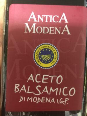 ANTICA MODENA Vinaigre Balsamique de Modena - Product