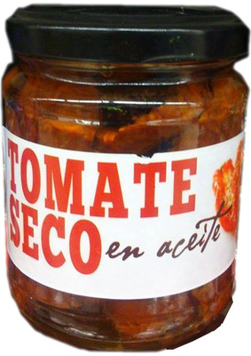 Tomate seco en aceite - Producto